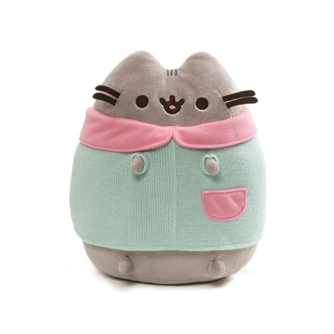 "Pusheen Winter Plush 9"" Singapore 