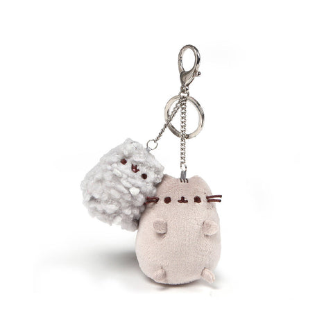 Gund Pusheen and Stormy Deluxe Clip 4.5"
