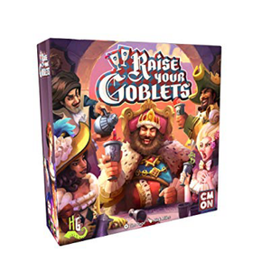 CMON Raise Your Goblets Board Game | Toy Galeria