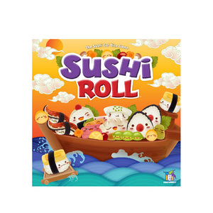 Gamewright Sushi Roll | The Sushi Go! Dice Game | Toy Galeria Singapore