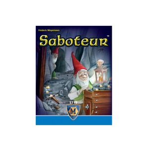 Mayfair Games Saboteur Card Game | Toy Galeria