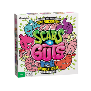 Outset Media Scabs n Guts Game | Toy Galeria