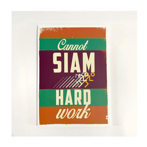 Ameba Cannot Siam Hard Work Notebook (Bundle of 2) | Toy Galeria Singapore
