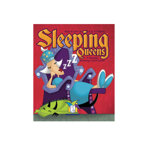 Gamewright Sleeping Queens | Toy Galeria