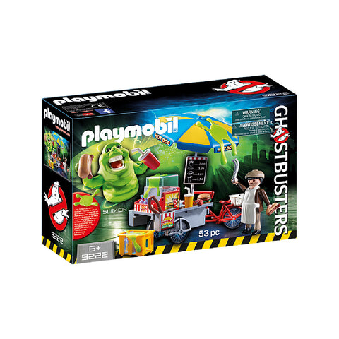 Playmobil Ghostbusters Slimer with Hot Dog Stand | Toy Galeria Singapore