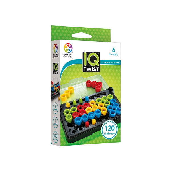 SmartGames IQ Twist | Toy Galeria Singapore