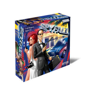 Spyfall Board Game Singapore | Toy Galeria