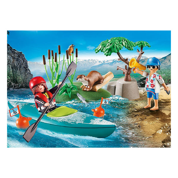 Playmobil StarterPack - Kayak Adventure | Toy Galeria Singapore