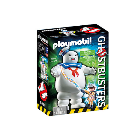 Playmobil Ghostbusters Stay Puft Marshmallow Man | Toy Galeria Singapore