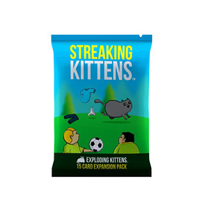 Streaking Kittens | Toy Galeria