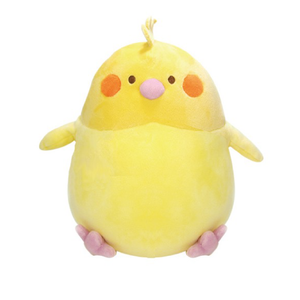 "Sunlemon Hug Hug Cockatiel Plush 9"" Singapore"