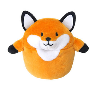 "Sunlemon Hug Hug Fox Plush 11"" Singapore"