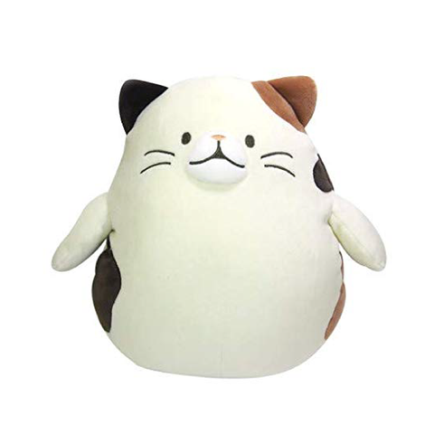 "Sunlemon Hug Hug Mike Cat Plush 8"" Singapore"