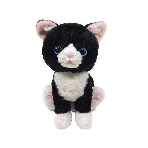 Sunlemon Kitten Tuxedo Plush 5"