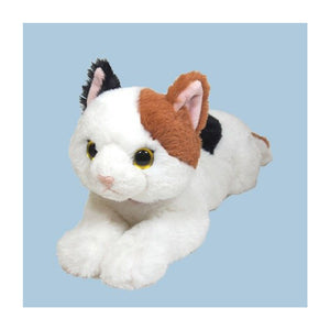 Sunlemon Sitting Cat Calico Plush 14"