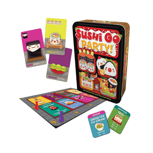 Gamewright Sushi Go! Party | Toy Galeria Singapore