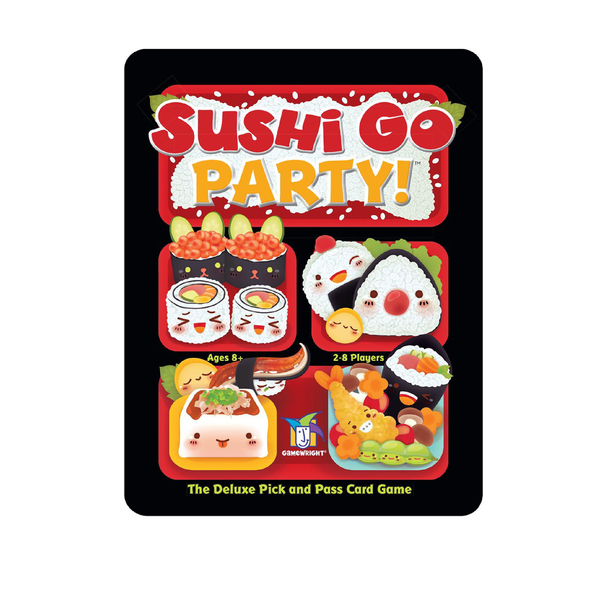 Gamewright Sushi Go Party! | Toy Galeria