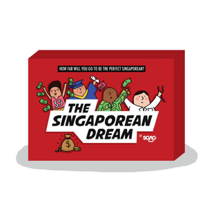 The Singaporean Dream Card Game | Toy Galeria