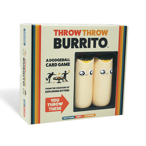 Throw Throw Burrito | Toy Galeria Singapore