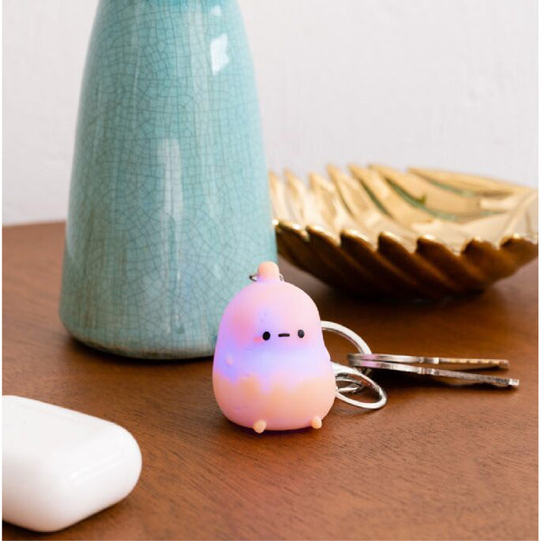Smoko Tayto Potato Light-Up Keychain | Toy Galeria Singapore