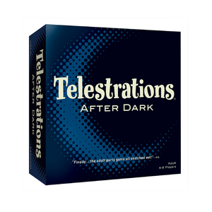 USApoly Telestrations After Dark Board Game | Toy Galeria