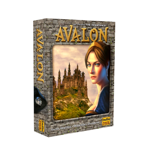 The Resistance: Avalon | Toy Galeria