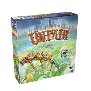 CMON Unfair Board Game | Toy Galeria