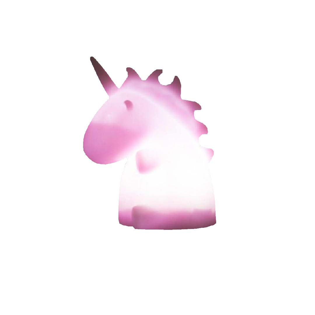 Smoko Pink Uni Unicorn Ambient Light | Toy Galeria Singapore