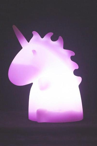 Smoko Purple Uni Unicorn Ambient Light | Toy Galeria Singapore