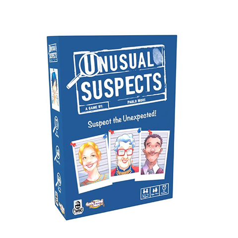CMON Unusual Suspects | Toy Galeria