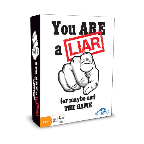 Outset Media You are a liar Game | Toy Galeria