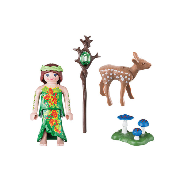 Playmobil Special PLUS - Fairy with Deer | Toy Galeria Singapore