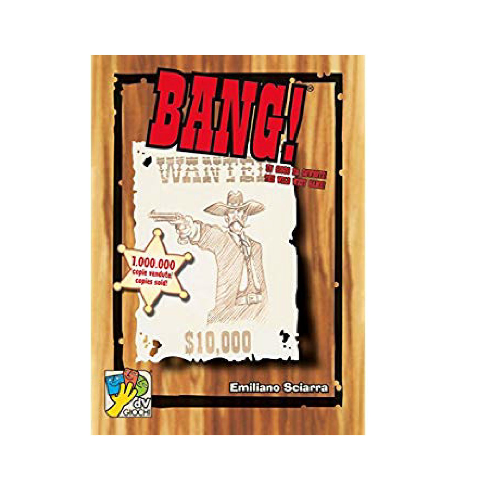 Bang! Card Game | Toy Galeria