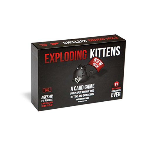 Exploding Kittens NSFW | Toy Galeria