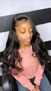 Lace Wig Install ($225.00)