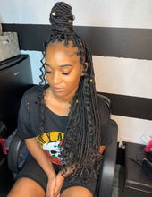 Load image into Gallery viewer, Bohemian Locs (Hair Included) ($385.00)