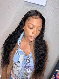 Lace Frontal Maintenance ($100.00) - Beautybybailee.com