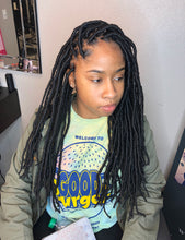 Load image into Gallery viewer, Faux Locs (Hair Included) ($350.00) - Beautybybailee.com