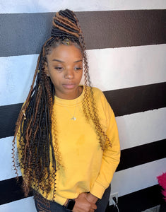 Bohemian Locs (Hair Included) ($385.00)