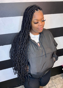 NU Locs (Hair Included) ($385.00)