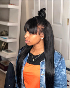 Glueless Frontal Install ($200.00) - Beautybybailee.com
