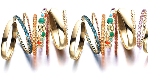 Eternity Band collection with variety of Eternity rings and Partway rings