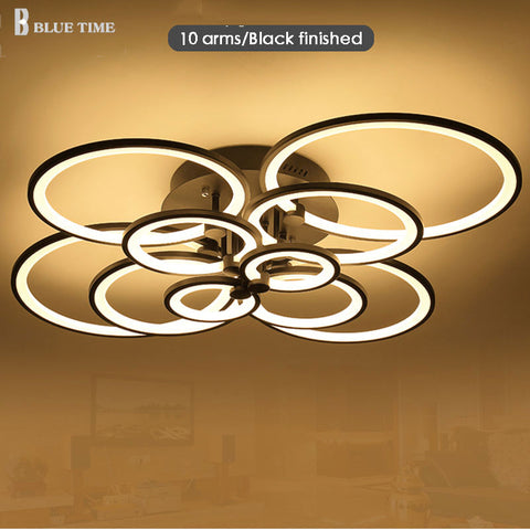 10-Circle Ceiling light