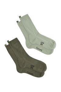 Comme Si x Lichen Everyday sock (SET)