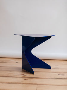 LM Stool in (BLUE)