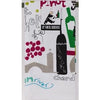 """Wine Country"" Bar Towel"