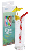 Reuseable Sipping Straws