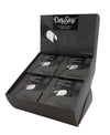 Drop Stop 5 piece silver disc, boxed