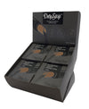 Drop Stop, 5 piece package, boxed, Bronze