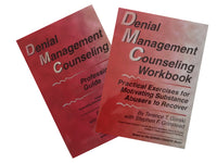 Bundle - Denial Management Counseling - Professional Guide and Workbook